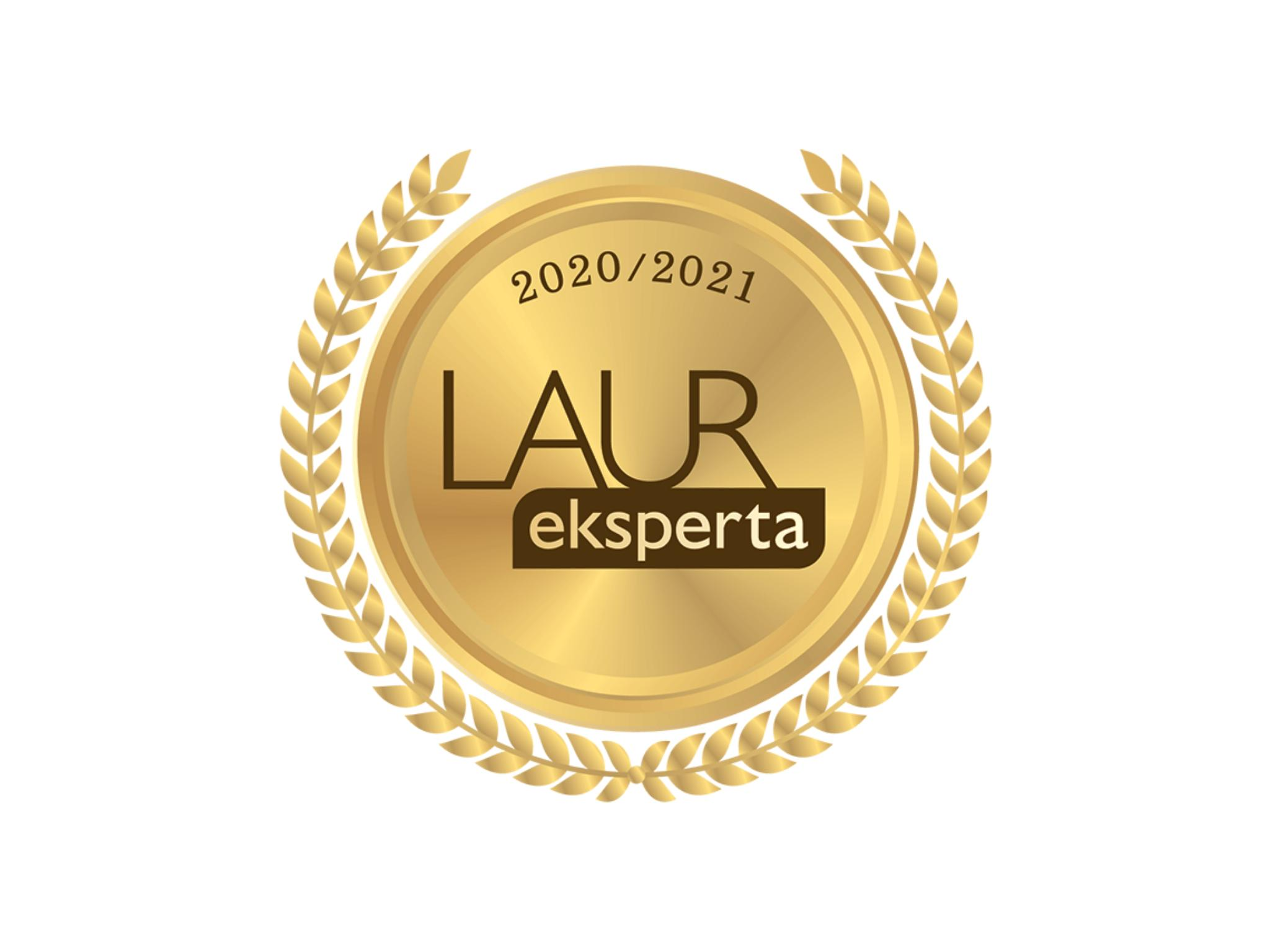 "Elsolar otrzymał ""Laur Eksperta"" !"
